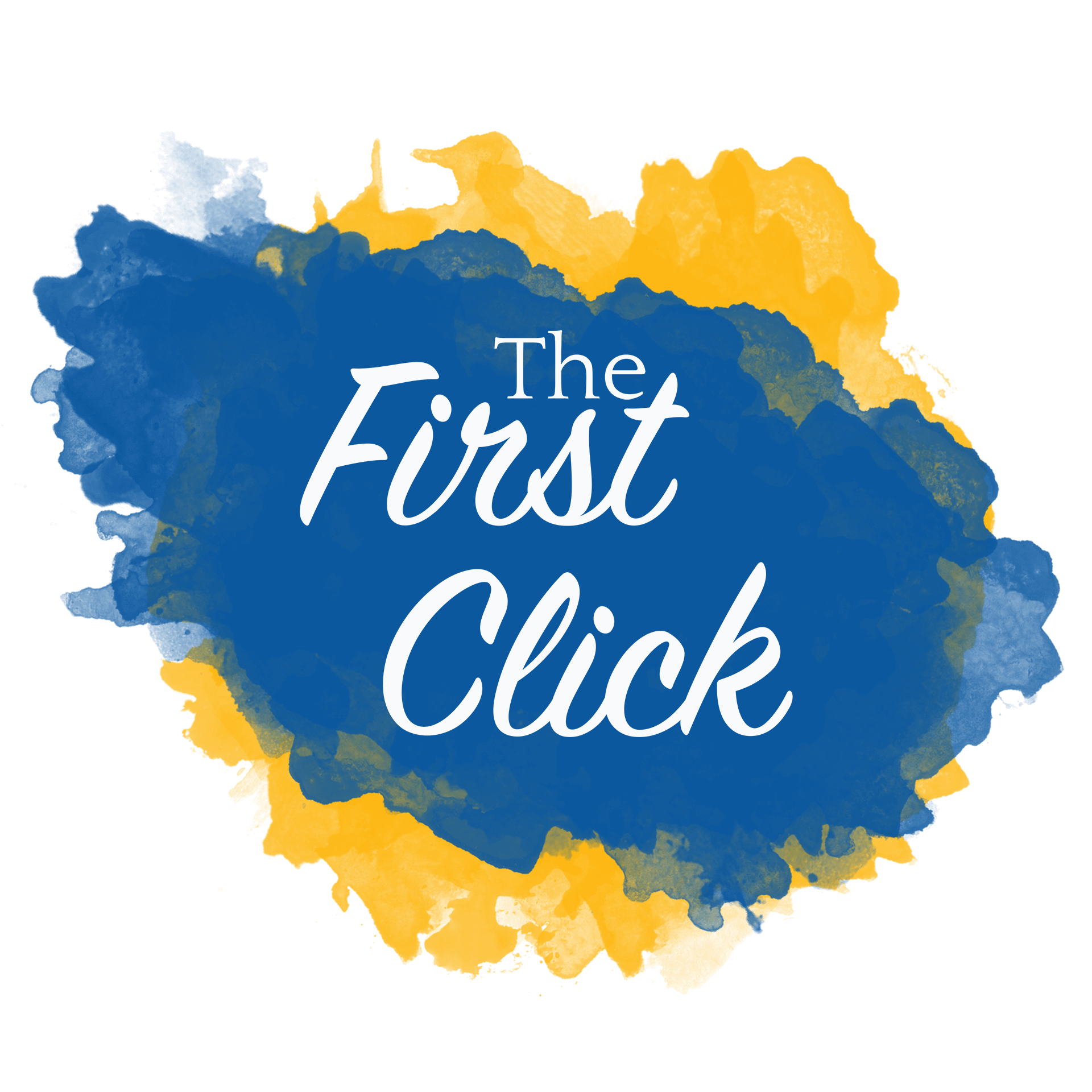 the first click
