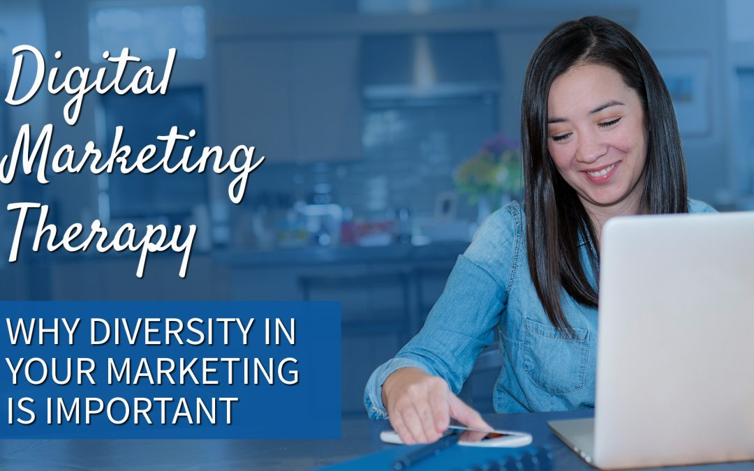 Ep 01   Why Diversity in your Marketing is Important