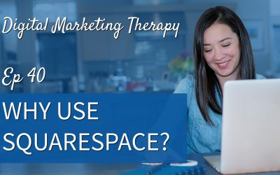 Ep 40 | Why use SquareSpace?