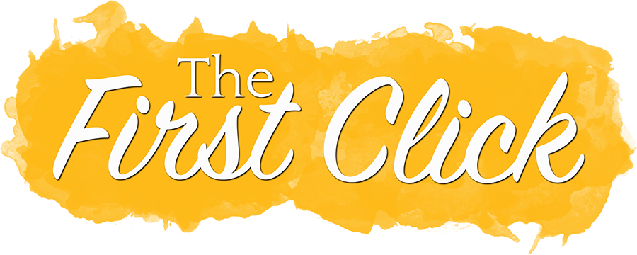 The First Click Logo