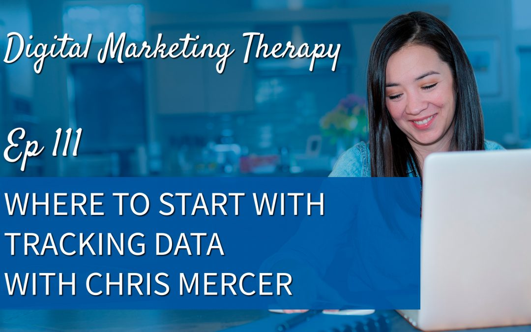 Ep 111 | Where to Start With Tracking Data with Chris Mercer